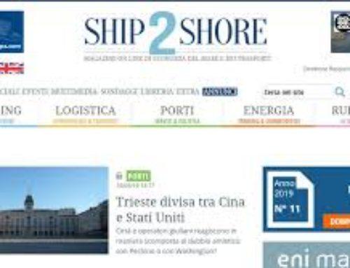 Ship2Shore rilancia il comunicato stampa di Sirm Italia