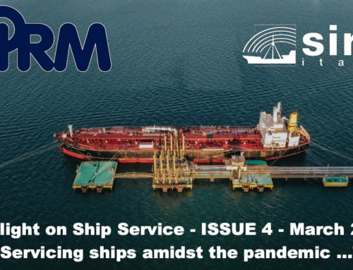 SIRM ITALIA nell'ultimo numero CIRM Spotlight on Ship Service